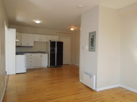 We do rentals the reference in residential management in the